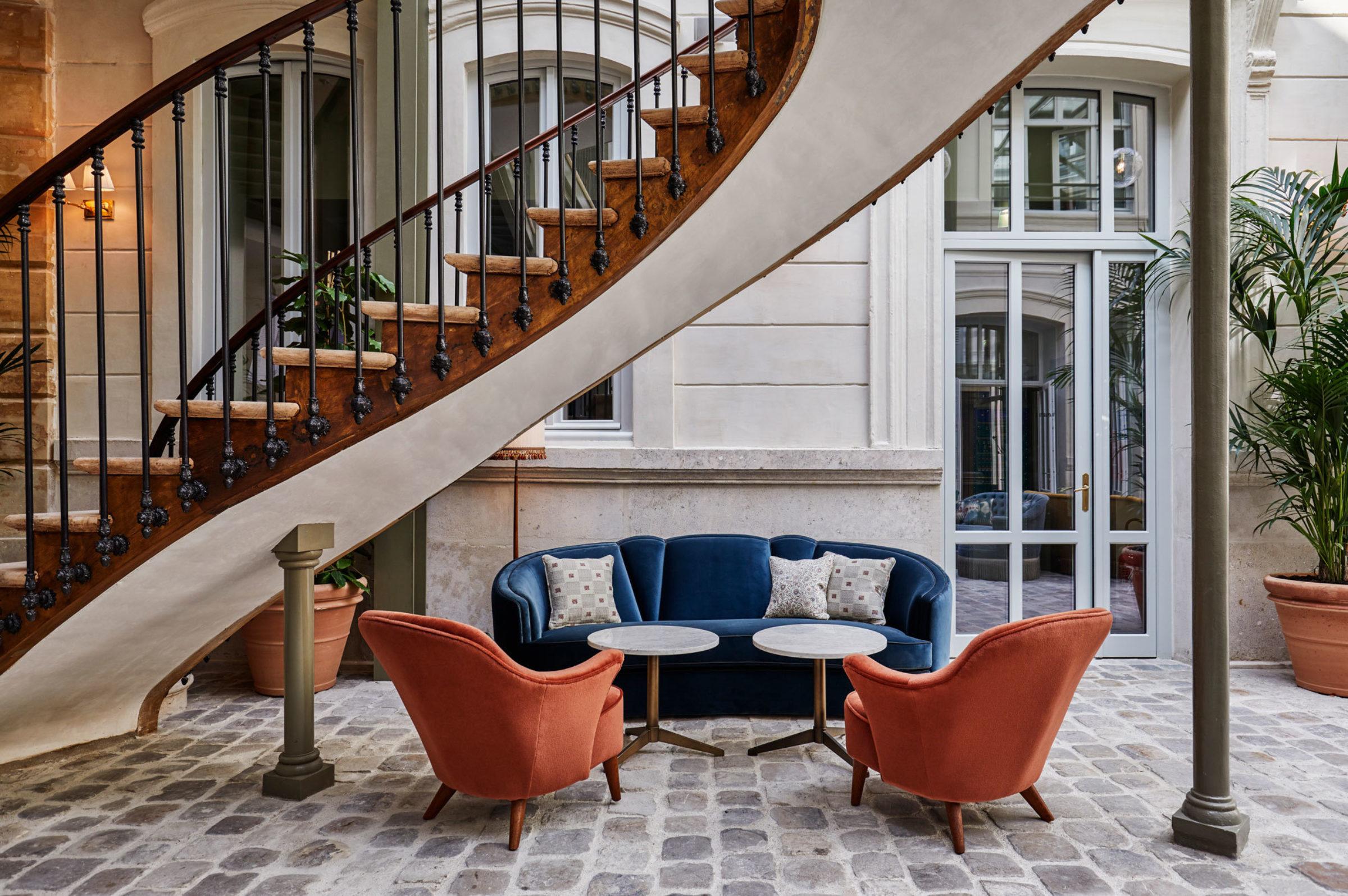 the hoxton paris lagom. Black Bedroom Furniture Sets. Home Design Ideas