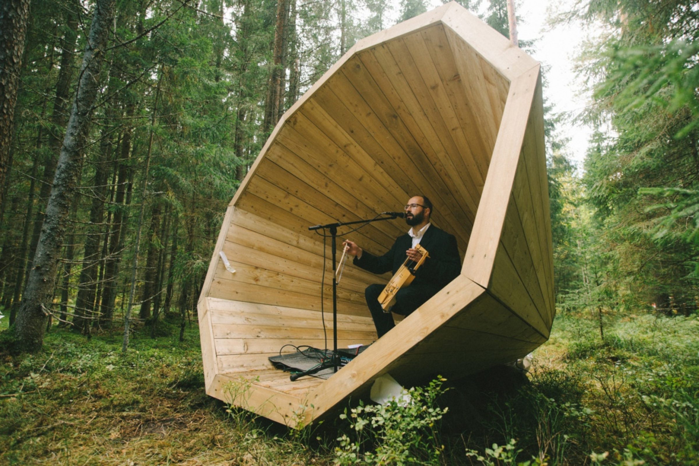 Sounds of the forest — Lagom