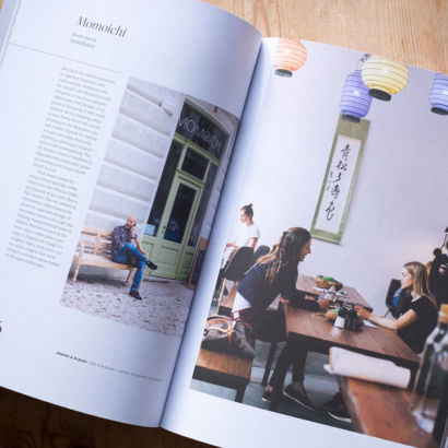 Image from inside Lagom #5