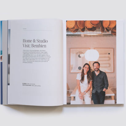 Image from inside Lagom #10