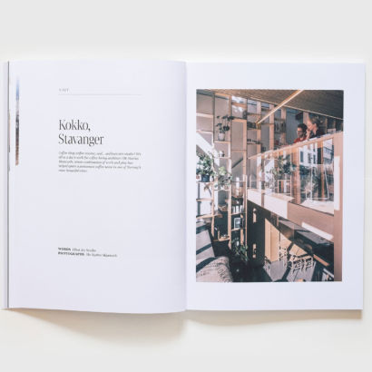 Image from inside Lagom #8
