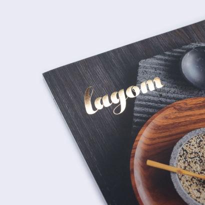 Image from inside Lagom #9