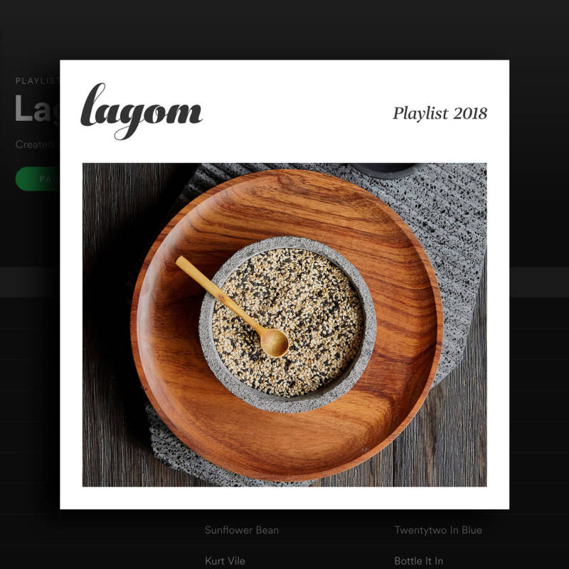 The Lagom Playlist 2018 thumbnail
