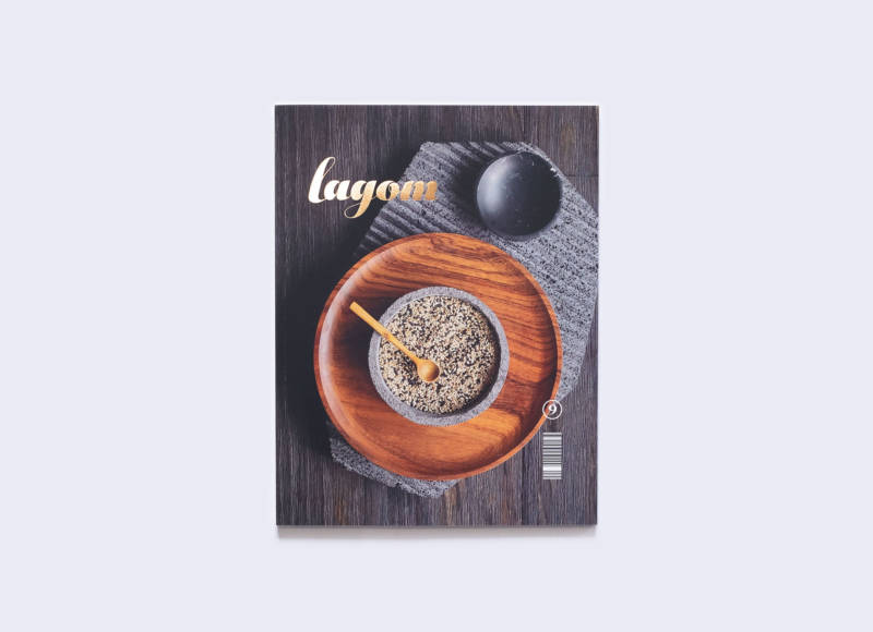 Lagom #9 is now available to buy thumbnail