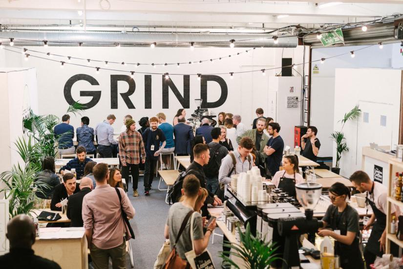 Dan Rubin Lagom London Coffee Festival 2017 Dsc08800
