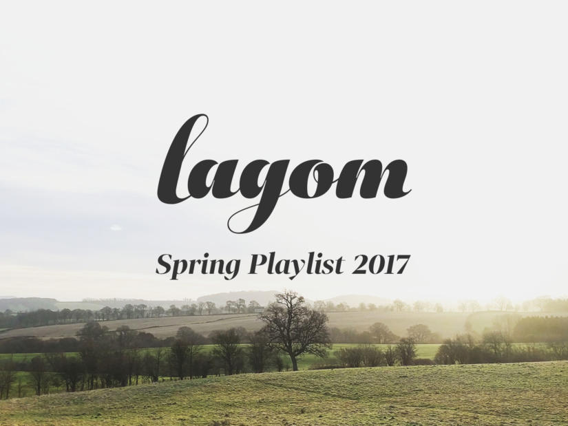 Spring Playlist Cover Wide