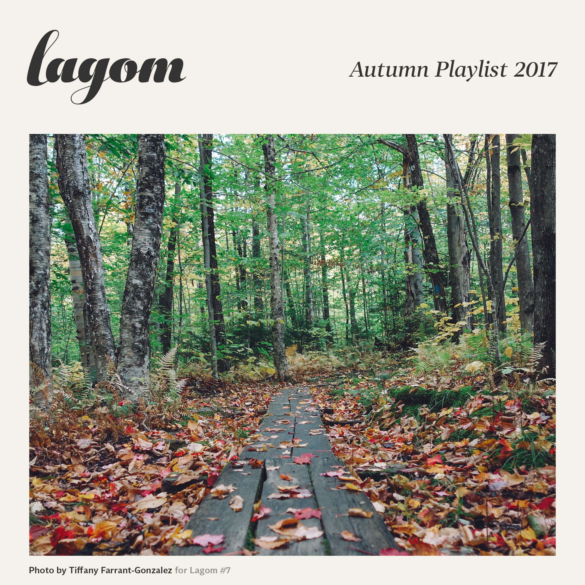 Autumn Playlist Cover