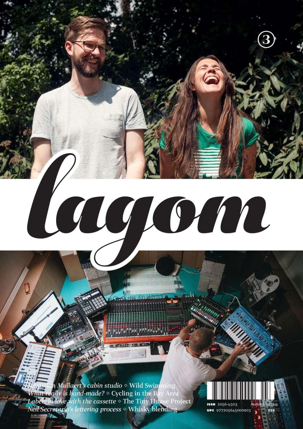 Lagom #3 cover