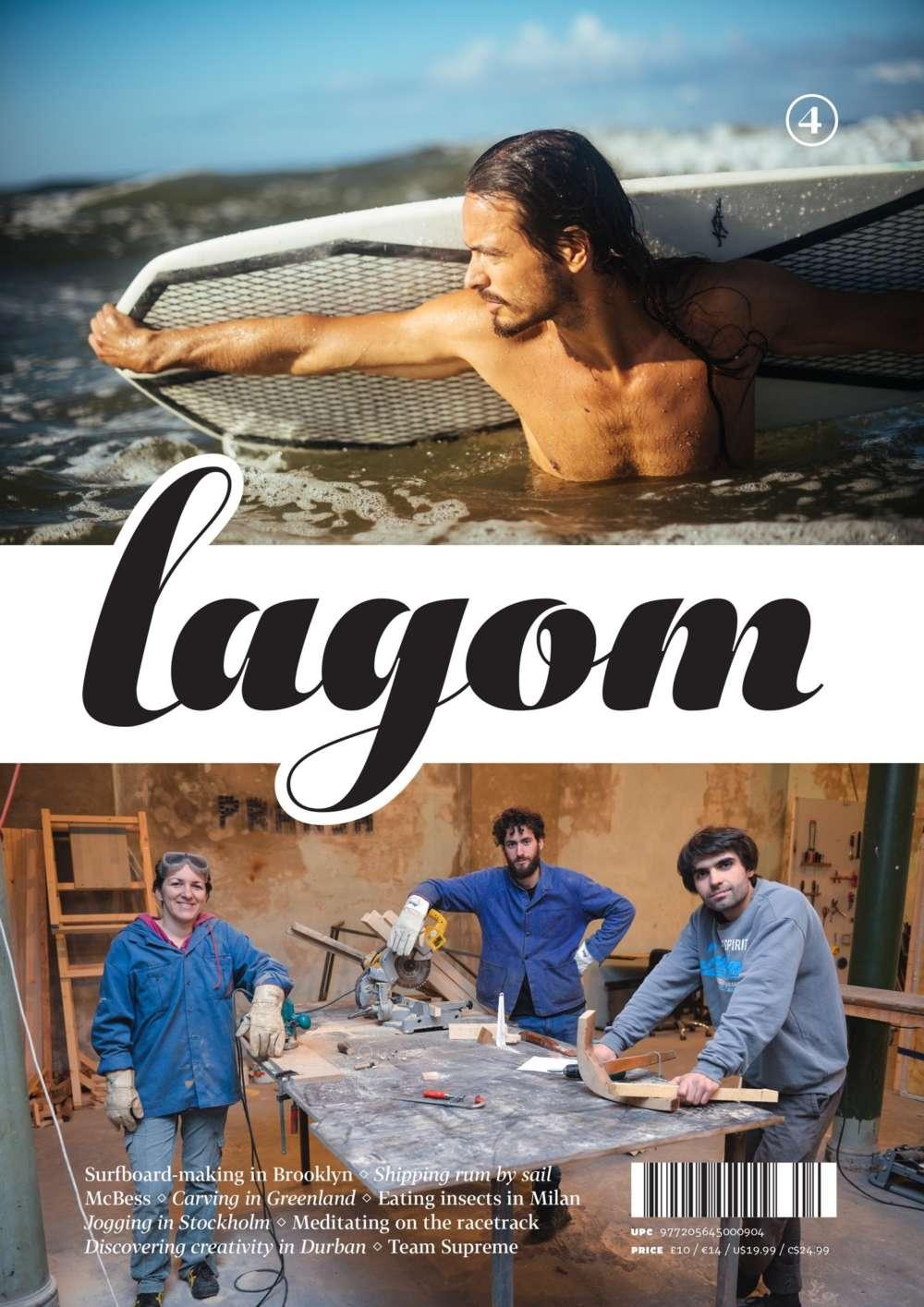 Lagom #4 cover