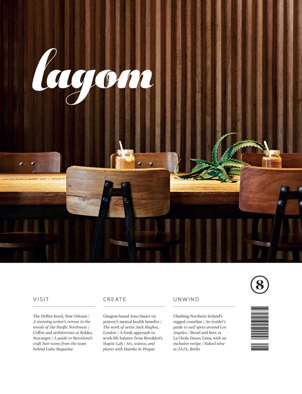 Lagom #8 cover