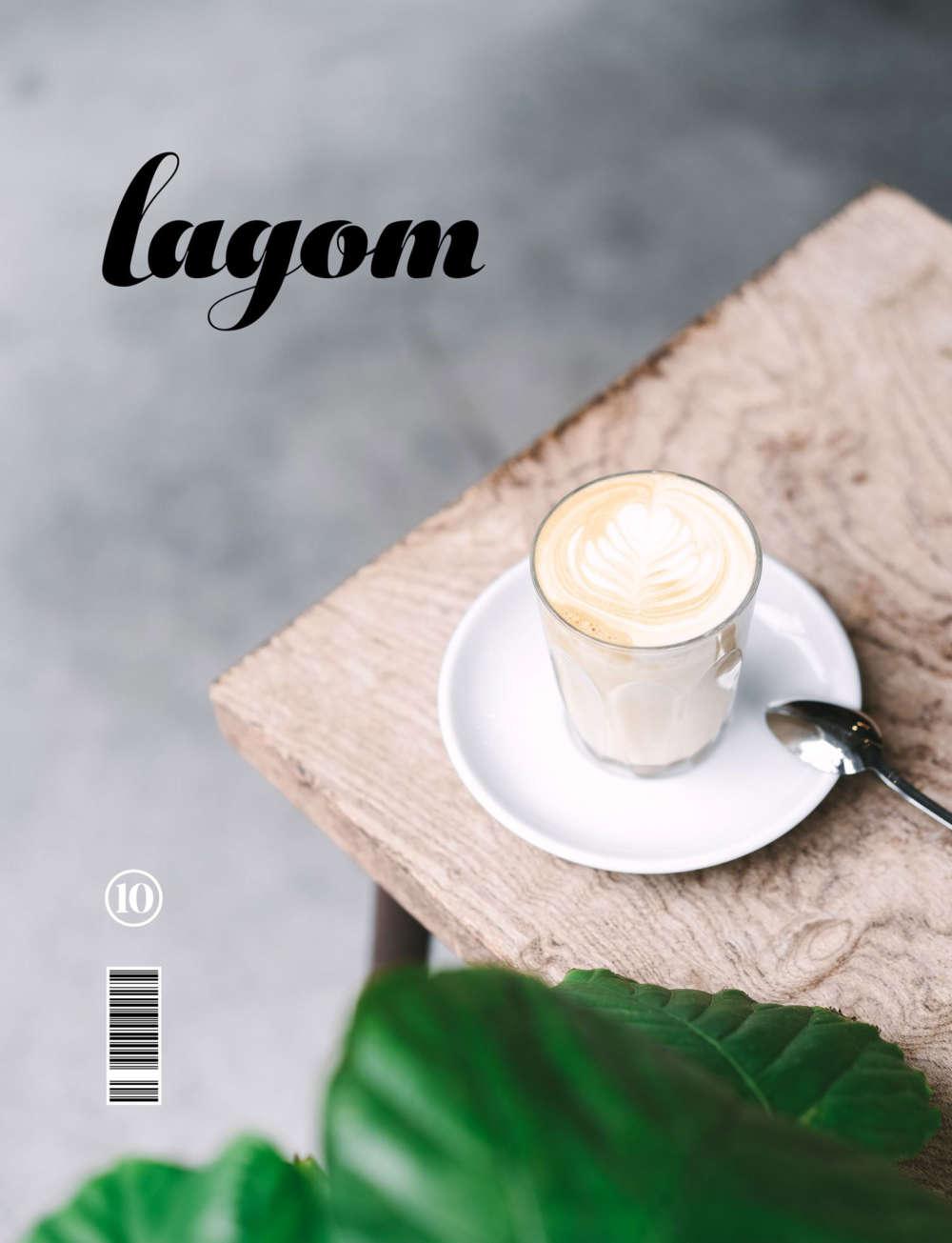 Lagom #10 cover