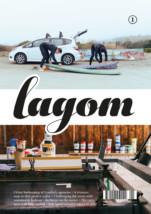 Lagom #1 cover