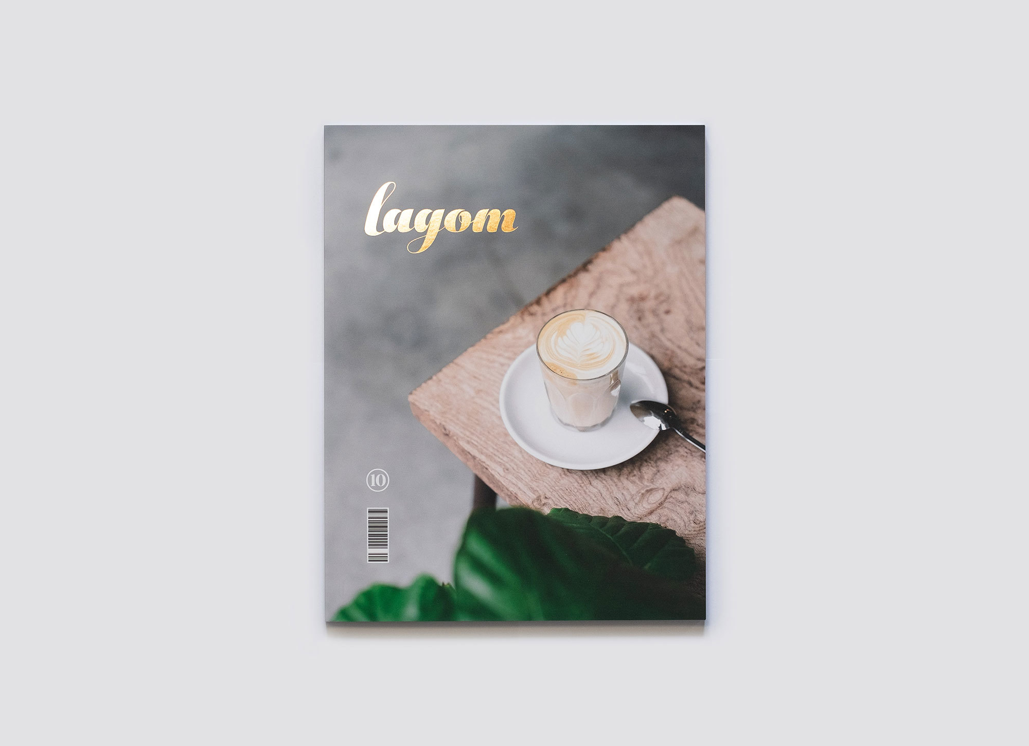 Lagom 10 Cover