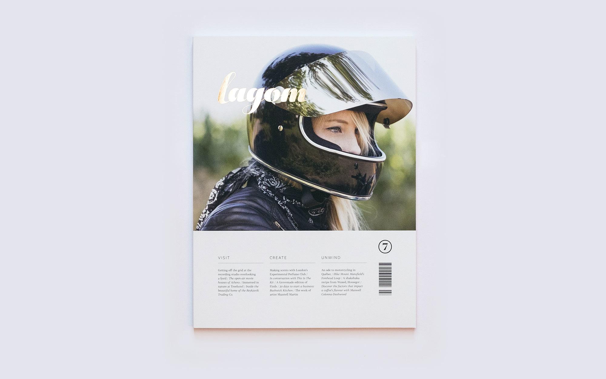 Lagom 7 Cover Crop