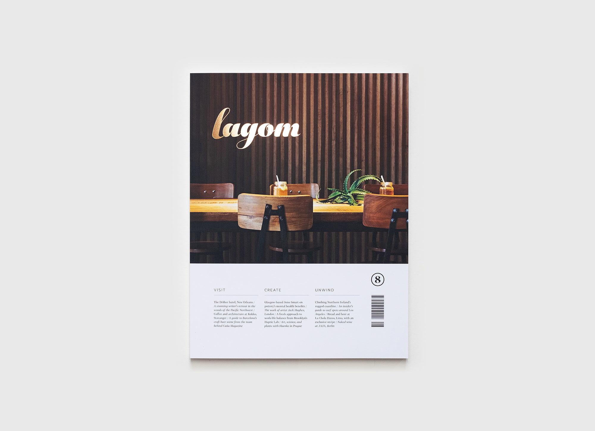 Lagom 8 Cover
